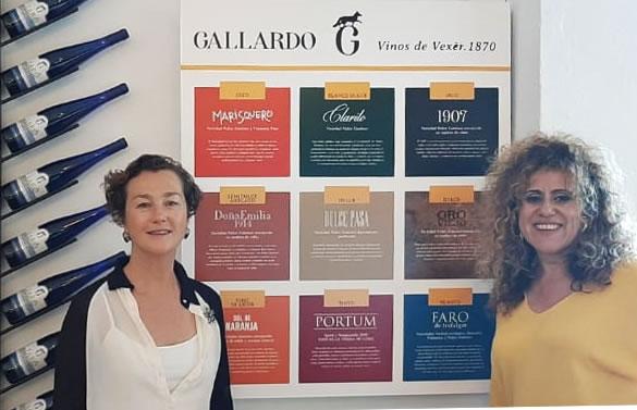 Equipo de Bodegas Gallardo